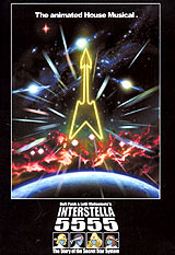 Daft Punk & Leiji Matsumoto`s. Interstella 5555 #1