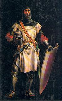 Рыцарь Христа | Стампас Октавиан #1