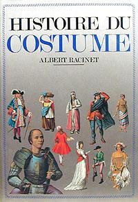 Histoire du costume   Racinet Albert #1