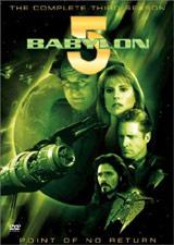 Babylon 5 - The Complete Third Season (6 DVD) #1