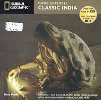 Classic India. Music Explorer #1