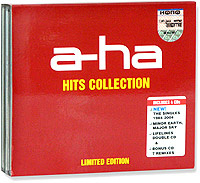 A-Ha. Hits Collection (4 CD) #1
