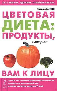 Цветовая диета: Продукты, которые вам к лицу   Зайфен Мартина  #1