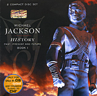 Michael Jackson. History: Past, Present And Future. Book 1 (2 CD) #1