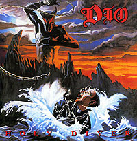 Dio. Holy Diver #1