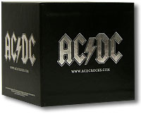 AC/DC. Limited Editior Collector`s  Box Set (3 CD) #1