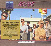 AC/DC. Dirty Deeds Done Dirt Cheap #1