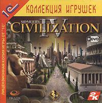 Игра Sid Meier's Civilization IV (PC, Русская версия) #1