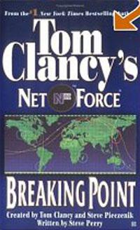 Breaking Point (Tom Clancy's Net Force, No. 4) #1
