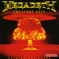 Megadeth. Greatest Hits #1