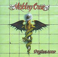 Motley Crue. Dr. Feelgood (ECD) #1
