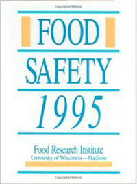 Food Safety 1995 (Food Science & Technology) #1
