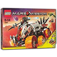 7699 Lego: МТ-101 Боевая бурильная установка #1