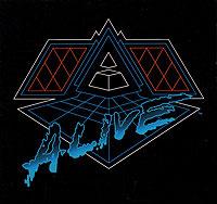 Daft Punk. Alive 2007 #1
