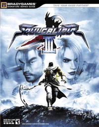 SOULCALIBUR III Official Fighter's Guide (Signature) #1