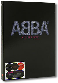 ABBA. Number Ones (2 CD + DVD) #1
