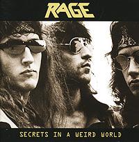 Rage. Secrets In A Weird World #1