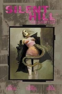 Silent Hill: Three Bloody Tales #1