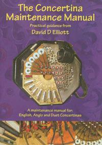 The Concertina Maintenance Manual | Эллиот Дэвид Д. #1