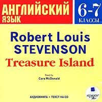 Treasure Island (аудиокнига MP3)   Стивенсон Роберт Льюис #1