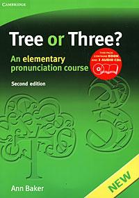 Tree or Three? An Elementary Pronunciation Course (+ 3 CD) | Baker Ann #1