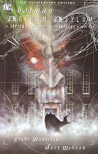Batman: Arkham Asylum | Моррисон Грант #1