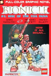 Bionicle #1: Rise of the Toa Nuva   Фаршти Грег #1