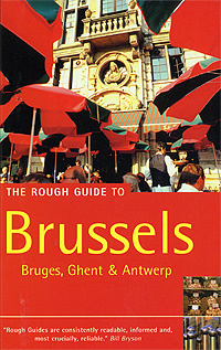 The Rough Guide to Brussels #1