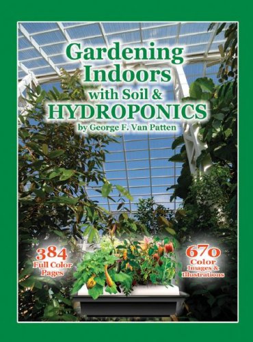 Gardening Indoors with Soil & Hydroponics #1