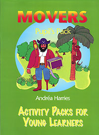 Activity Packs for Young Learners: Movers Pupil's Pack (комплект из 2 книг) | Harries Andrea  #1