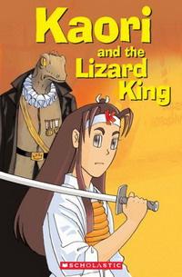 Kaori and the Lizard King Audio Pack (Scholastic ELT Readers) (Scholastic ELT Readers) #1