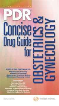 PDR Concise Drug Guide for OB/GYN 2009 #1