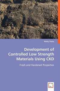 Development of Controlled Low Strength Materials Using CKD #1