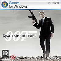 James Bond 007: Квант милосердия #1
