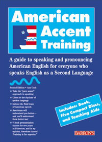 American Accent Training   Cook Ann #1