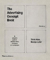 The Advertising Concept Book | Барри Пит #1