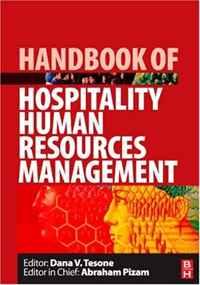 Handbook of Hospitality Human Resources Management (Handbooks of Hospitality Management) (Handbooks of #1
