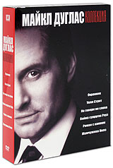 Коллекция Майкла Дугласа (6 DVD) #1