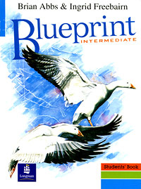 Blueprint Intermediate: Students' Book | Эббс Брайан, Фрибэйрн Ингрид #1