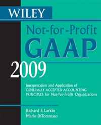 Wiley Not-for-Profit GAAP 2009: Interpretation and Application of Generally Accepted Accounting Principles #1
