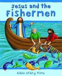 Jesus and the Fisherman #1