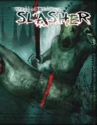 WoD Slasher (World of Darkness) #1