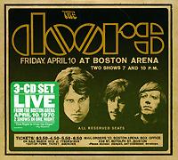 The Doors. Live In Boston 1970 (3 CD) #1
