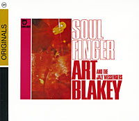 Art Blakey And The Jazz Messengers. Soul Finger #1