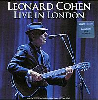 Leonard Cohen. Live In London (2 CD) #1
