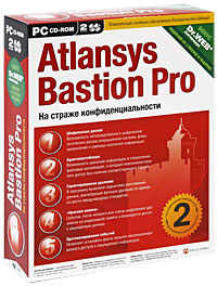 Atlansys Bastion Pro + Антивирус Dr.Web для Windows + Linux #1