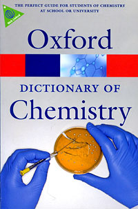Oxford Dictionary of Chemistry #1