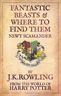 Fantastic Beasts and Where to Find Them   Роулинг Джоан Кэтлин #1