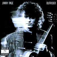 Jimmy Page. Outrider #1