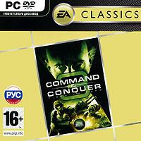 Игра Command & Conquer 3: Tiberium Wars (PC #1